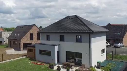 Vidéo Maisons d'en France témoignage client maison neuve accessible métropole lilloise